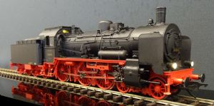 40236-01 DRG Br38 Steam Locomotive